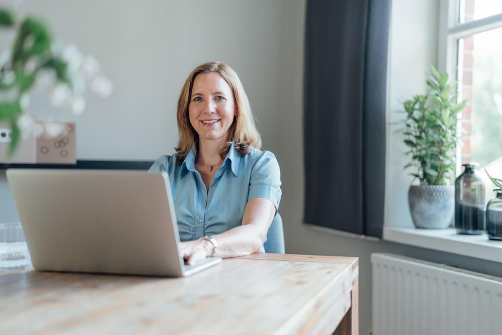 Evita Schliemann Laptop