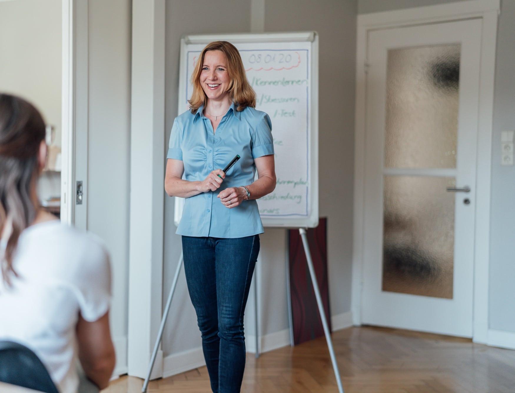 Coaching Situation Evita Schliemann